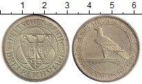 Изображение Монеты Германия Веймарская республика 3 марки 1930 Серебро XF