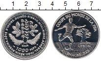 Изображение Монеты Центральная Африка 1000 франков 2004 Серебро Proof