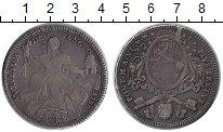 Изображение Монеты Европа Ватикан 1 скудо 1780 Серебро VF