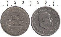 Изображение Монеты Африка Сьерра-Леоне 1 леоне 1974 Медно-никель UNC-