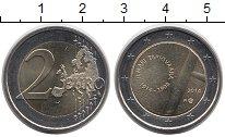 Изображение Монеты Финляндия 2 евро 2014 Биметалл UNC-