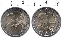 Изображение Монеты Европа Германия 2 евро 2018 Биметалл UNC