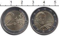 Изображение Монеты Германия 2 евро 2018 Биметалл UNC