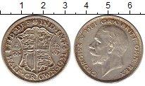 Изображение Монеты Великобритания 1/2 кроны 1931 Серебро XF Георг V