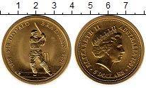 Изображение Монеты Австралия 5 долларов 2001 Латунь UNC-