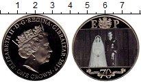 Изображение Монеты Великобритания Гибралтар 1 крона 2017 Медно-никель UNC