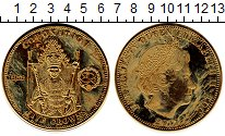Изображение Монеты Тристан-да-Кунья 5 фунтов 2011 Медно-никель UNC-