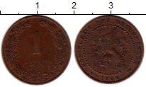Изображение Монеты Европа Нидерланды 1 цент 1906 Бронза XF