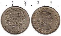 Изображение Монеты Европа Португалия 50 сентаво 1965 Медно-никель XF