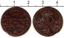 Изображение Монеты Польша 1 грош 1767 Медь VF