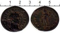Изображение Монеты Древний Рим 1 фолис 0 Бронза XF- Диаклетиан. III век