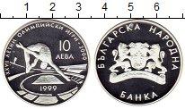 Изображение Монеты Европа Болгария 10 лев 1999 Серебро VF