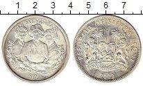 Изображение Монеты Сьерра-Леоне 10 долларов 2002 Серебро Proof-