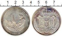 Изображение Монеты Новая Зеландия Ниуэ 5 долларов 1997 Серебро Proof-