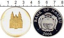 Изображение Монеты Науру 10 долларов 2006 Серебро Proof-