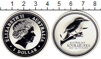 Изображение Монеты Австралия 1 доллар 2003 Серебро Proof