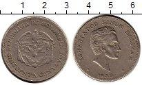 Изображение Монеты Колумбия 50 сентаво 1953 Медно-никель XF