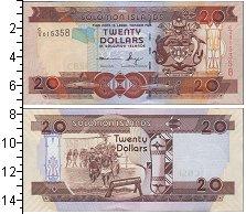 Изображение Банкноты Австралия и Океания Соломоновы острова 20 долларов 0  UNC
