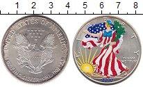 Изображение Монеты Северная Америка США 1 доллар 2000 Серебро UNC-