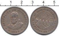 Изображение Монеты Северная Америка Никарагуа 50 сентаво 1939 Медно-никель XF