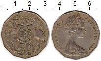 Изображение Монеты Австралия и Океания Австралия 50 центов 1980 Медно-никель VF