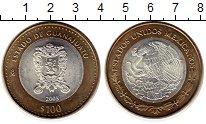 Изображение Монеты Мексика 100 песо 2005 Биметалл UNC-