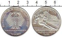 Изображение Монеты Европа Германия 10 евро 2010 Серебро Proof-
