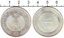 Изображение Монеты Европа Германия 10 евро 2006 Серебро Proof-