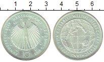 Изображение Монеты Европа Германия 10 евро 2005 Серебро Proof-