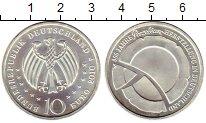 Изображение Монеты Германия 10 евро 2010 Серебро Proof-