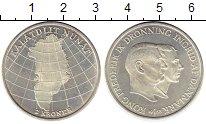 Изображение Монеты Европа Дания 2 кроны 1953 Серебро XF