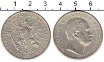 Изображение Монеты Германия Пруссия 1 талер 1871 Серебро XF-