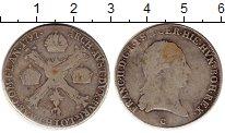 Изображение Монеты Европа Нидерланды 1/4 талера 1797 Серебро VF