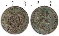 Изображение Монеты Бавария 6 крейцеров 1745 Серебро XF