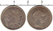 Изображение Монеты Европа Австрия 10 крейцеров 1872 Серебро XF
