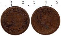 Изображение Монеты Канада 1 цент 1919 Бронза XF- Георг V
