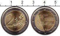 Изображение Монеты Европа Словения 2 евро 2016 Биметалл UNC-
