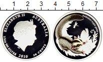 Изображение Монеты Австралия и Океания Австралия 50 центов 2010 Серебро Proof