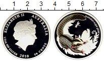 Изображение Монеты Австралия 50 центов 2010 Серебро Proof Белка летяга