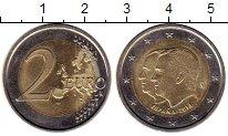 Изображение Мелочь Испания 2 евро 2014 Биметалл UNC-