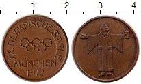 Изображение Монеты Германия Жетон 1972 Бронза XF