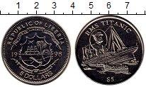 Изображение Монеты Либерия 5 долларов 1998 Медно-никель UNC-