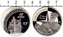 Изображение Монеты Франция 10 евро 2011 Серебро Proof