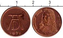 Изображение Монеты ФРГ Жетон 1971 Бронза XF