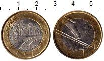 Изображение Монеты Европа Финляндия 5 евро 2016 Биметалл UNC-