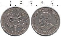 Изображение Монеты Африка Кения 1 шиллинг 1978 Медно-никель XF