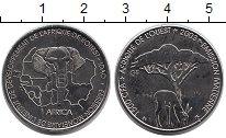 Изображение Монеты Западная Африка 1500 франков 2003 Медно-никель UNC-