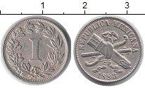 Изображение Монеты Мексика 1 сентаво 1883 Медно-никель XF