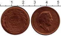 Изображение Монеты Азия Иордания 10 филс 1978 Медь XF