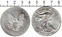 Изображение Монеты Северная Америка США 1 доллар 2018 Серебро UNC